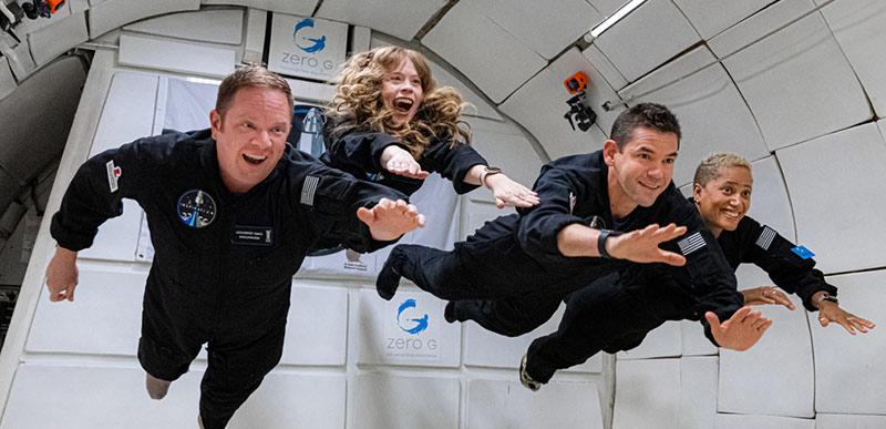 รีวิว Countdown: Inspiration 4 Mission To Space